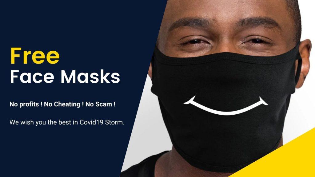 Free Mask Banner 2 - Chainsaw Man Shop