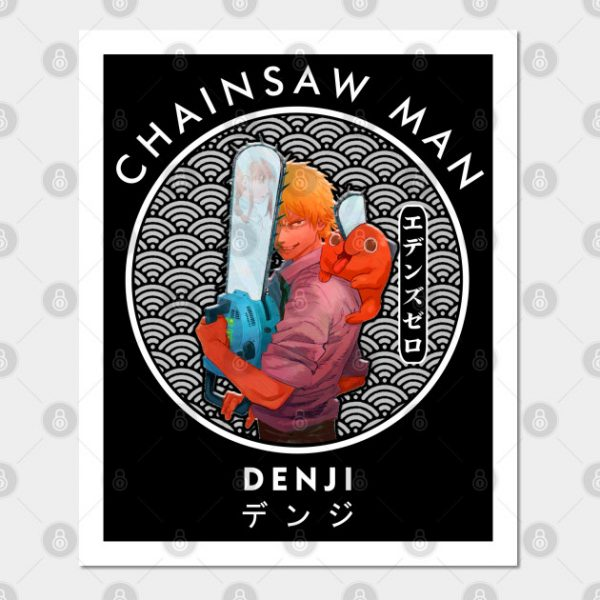 DENJI XXXIV CHAINSAW MAN