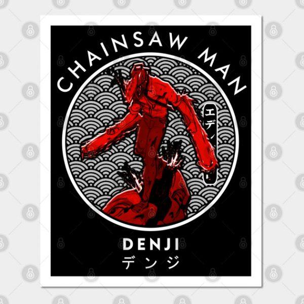DENJI XXXV CHAINSAW MAN