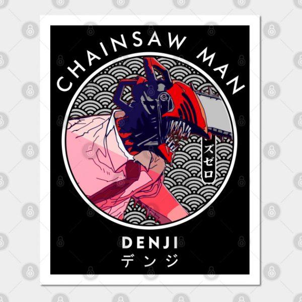 DENJI XXXX CHAINSAW MAN