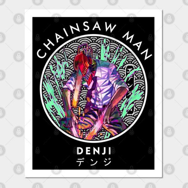 DENJI XXXXV CHAINSAW MAN