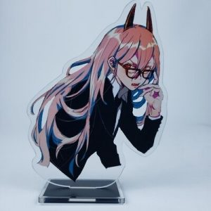 Anime Chainsaw Man 15cm Cosplay Acrylic Figure Stand Figure 7294 Kids Collection Toy 10.jpg 640x640 10 - Chainsaw Man Shop