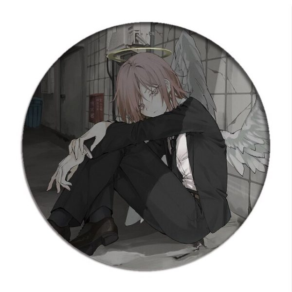 Anime Chainsaw Man Cosplay Backpack Badges Makima Brooch Pins Hayakawa Aki Collection Toys Breastpin for Bags 8.jpg 640x640 8 - Chainsaw Man Shop