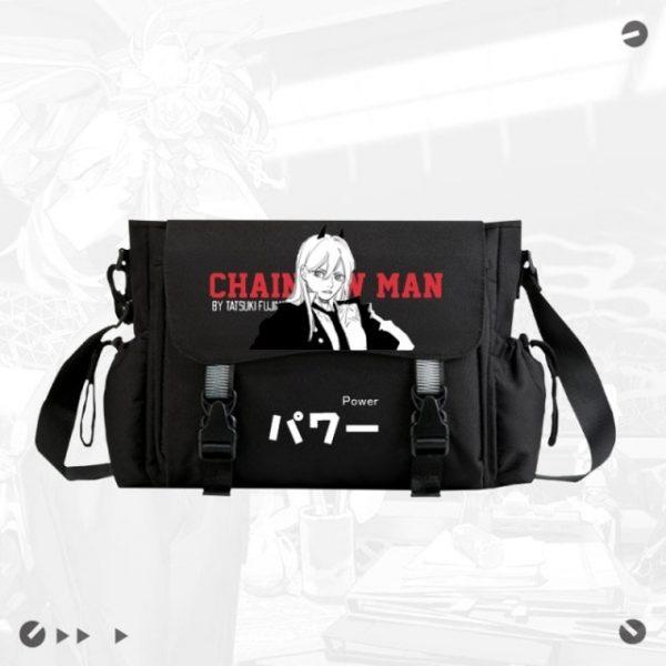 Anime Chainsaw Man Crossbody Casual Bags School Bag Unisex Messenger Bag Fashion Shoulder Bag 1.jpg 640x640 1 - Chainsaw Man Shop