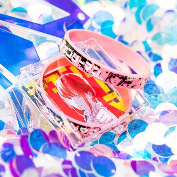 Anime Chainsaw Man Denji Makima Sport Wristbands Cosplay Props Silica Gel Bracelet Wristband 3D Printing Hand 2.jpg 640x640 2 - Chainsaw Man Shop