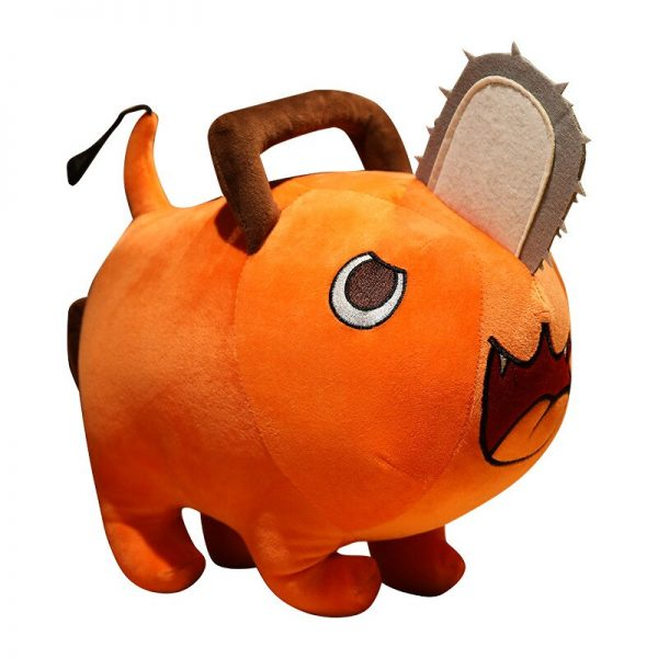 Anime Chainsaw Man Pochita Doll Cosplay Props Toy Dog Pendant Cushion Throw Pillow 4 - Chainsaw Man Shop