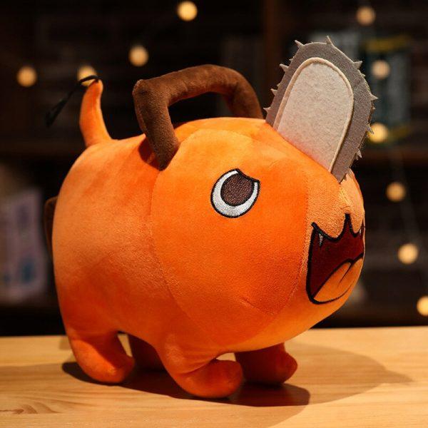 Anime Chainsaw Man Pochita Doll Cosplay Props Toy Dog Pendant Cushion Throw Pillow 5 - Chainsaw Man Shop