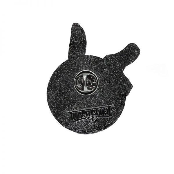 Anime Chainsaw Man Power Makima Himeno Enamel Pin Brooch Pin Cute Metal Pendant Cosplay Props Accessories 4 - Chainsaw Man Shop