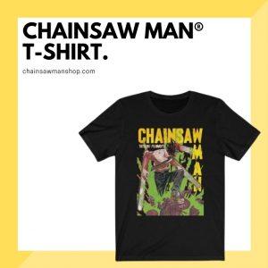 Chainsaw Man T-Shirts