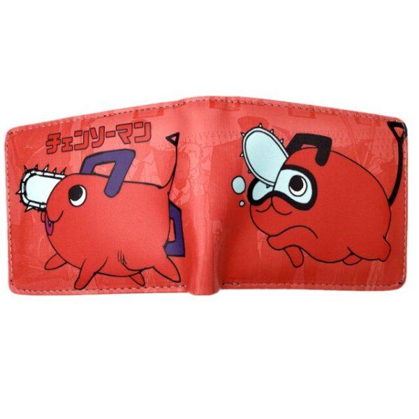 Chainsaw Man Wallets Cute Cartoon Comics Purse Student Game Wallet Credit Card Holder 6.jpg 640x640 6 - Chainsaw Man Shop