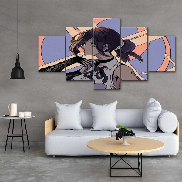 HD Home Decoration Anime Canvas Japan Prints Painting Chainsaw Man Poster Wall Art Modular Picture For 1 - Chainsaw Man Shop
