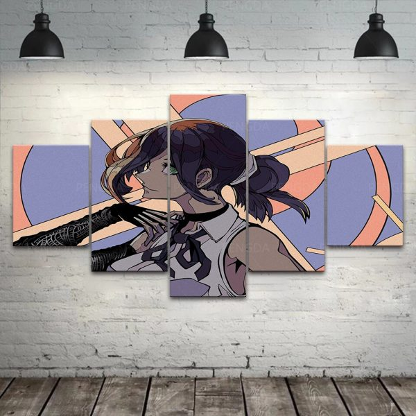 HD Home Decoration Anime Canvas Japan Prints Painting Chainsaw Man Poster Wall Art Modular Picture For 2 - Chainsaw Man Shop